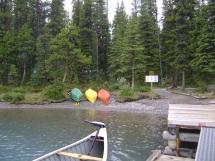 Fisherman's Bay Campsite