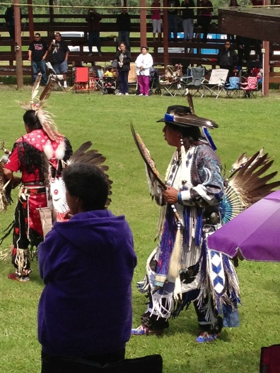 Grand Entry: Alexander Cree Nation