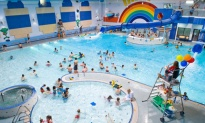 One of Edmonton's many recreation centres