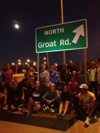 Run the Emily Murphy Hill, Friday mornings at 6 am: November Project Canada