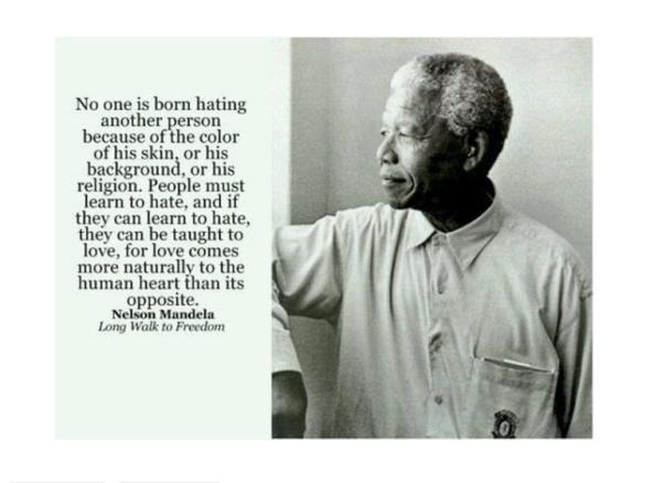 Nelson Mandela: world human rights leader, dead at 95