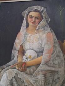 Portrait by Diego Rivera