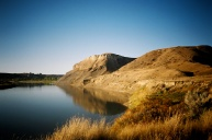 Coulees and the Oldman River in Lethbridge at Lost Soul Ultra. The trail goes up and down every possible hill in the region