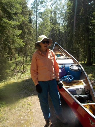 """Lisa"" after the portage"