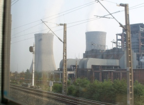 nuclear energy plants were evident in China.
