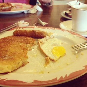 Silver Star breakfast, St. Paul