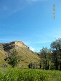 A big ridge
