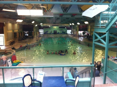 Mill Woods wave pool