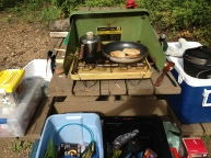 Family or group-style cooking for a trip will usually require a 2-burner stove.