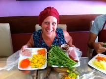 Cambodian cooking class, Siem Reap