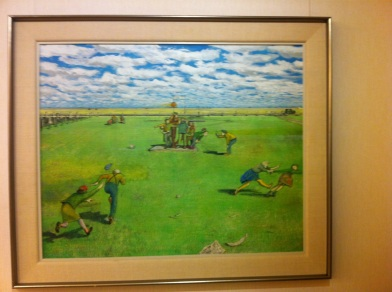 William Kurelek: spring