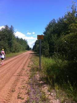 Just 10 more kilometres to go!