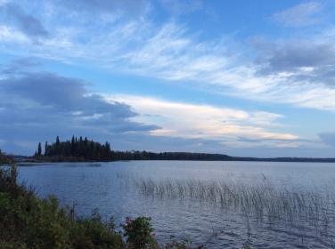 Evening calm: Jackson Lake