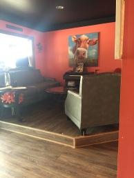 Comfy coffee house