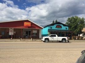 Main Street, Fort Assiniboine