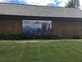 Fort Assiniboine museum