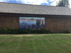 Fort Assiniboine museum