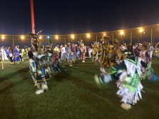 Grass dancers: intertribal