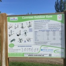 Outdoor park near Mirror Lake: Camrose