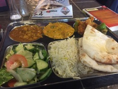 Indian food in Olds