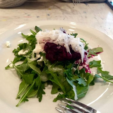Beets & greens: The Local Omnivore