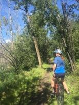 Bill Nielsen Trails, Lacombe