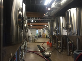 Busy brewery at Situation