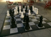 Chess in Churchill Square