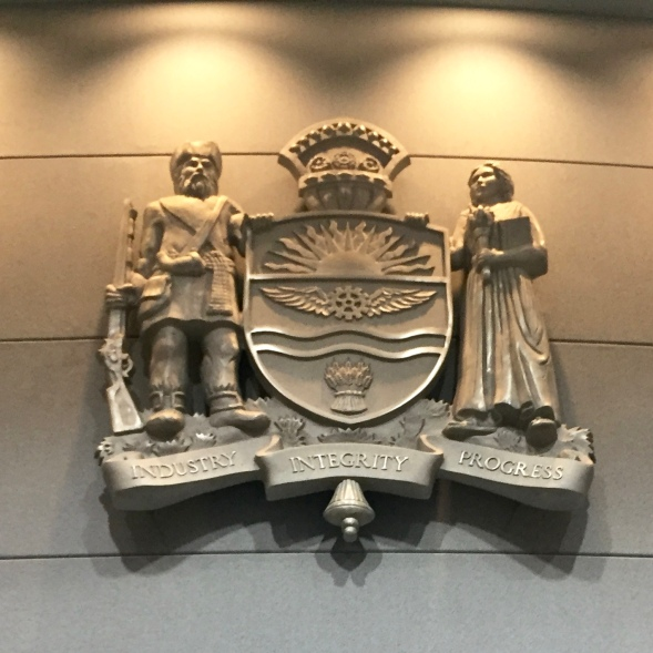 City of Edmonton coat of arms