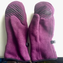 Wool mittens (mitts)