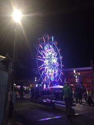 Ferris Wheel downtown